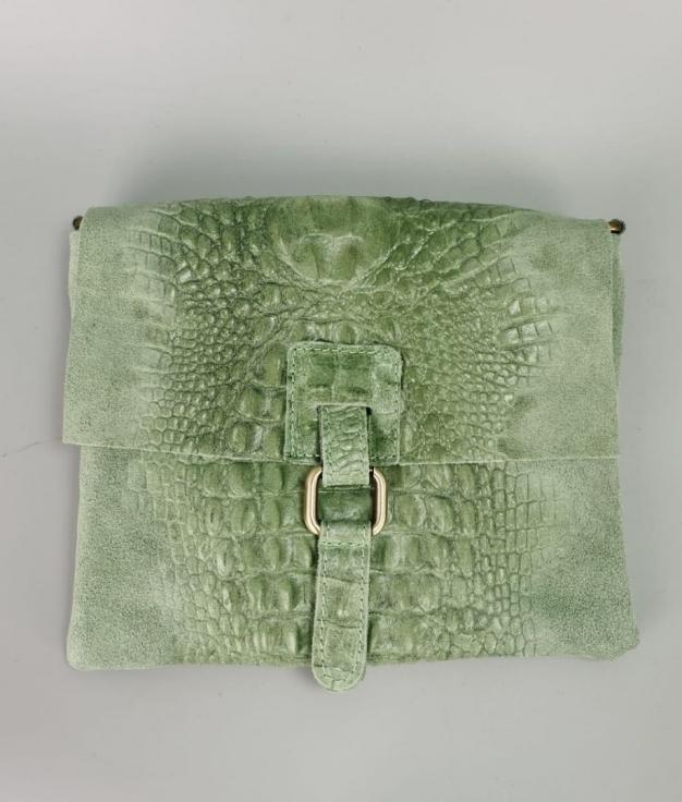 Bag Arabia 100% Piel - Green