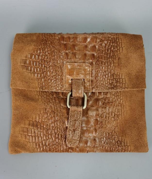 Bag Arabia 100% Piel - Camel