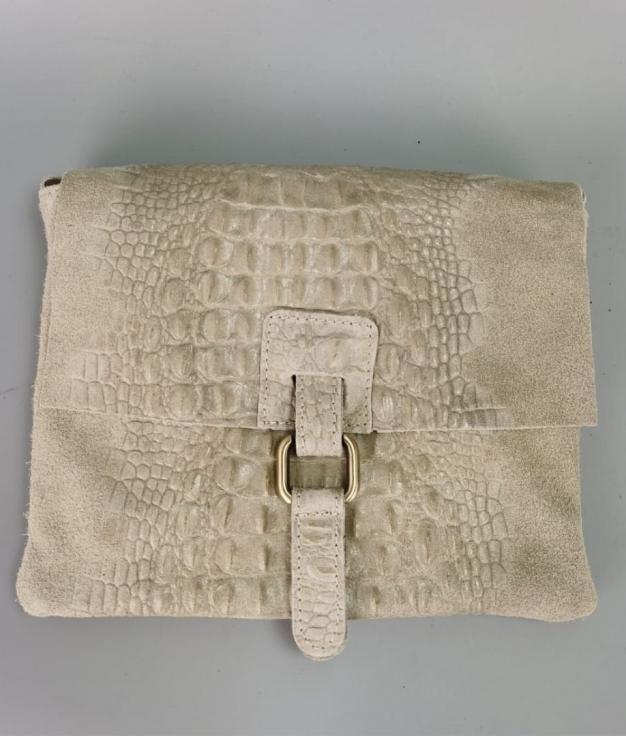Bag Arabia 100% Piel - Beige