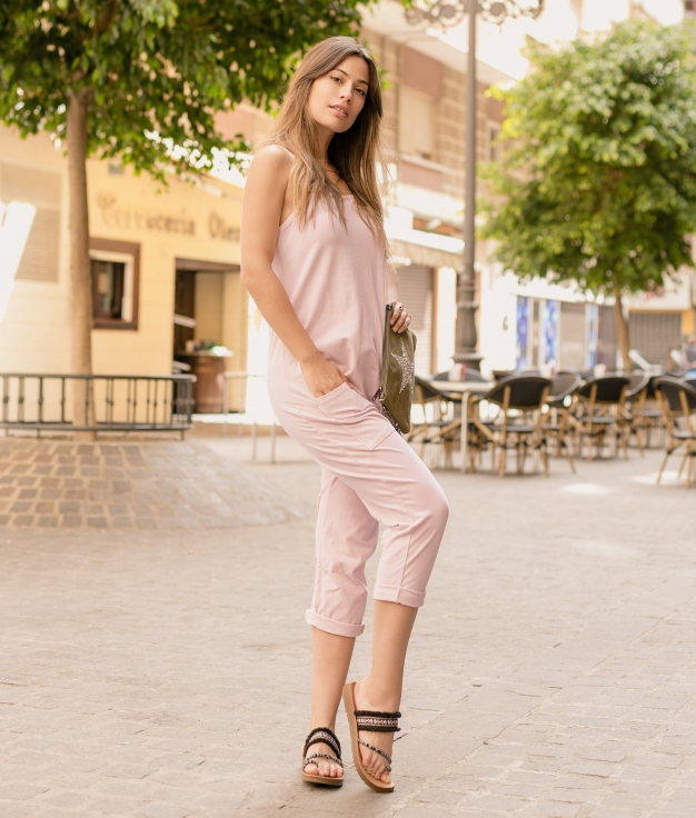 Mono Piper - Pink