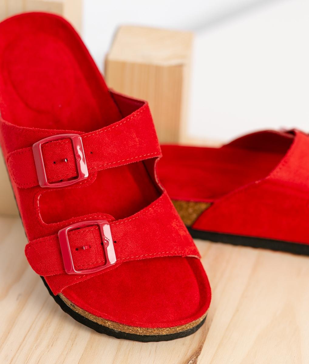 Sandal Alena - Red