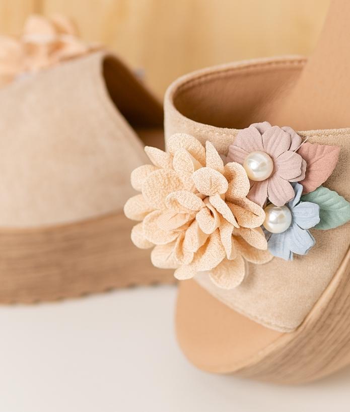 Sandal Casia - Pink