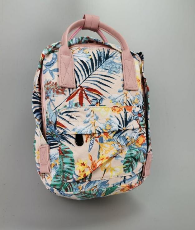 Backpack Fox - Tropical