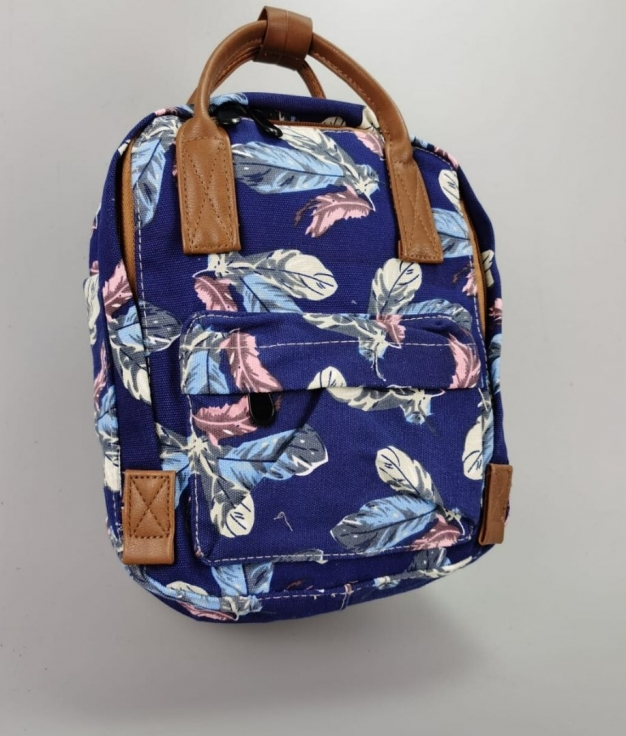 Backpack Meren - Feathers