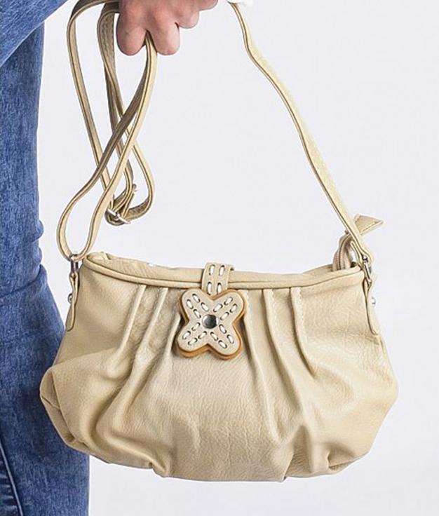 Bag Flor - Taupe