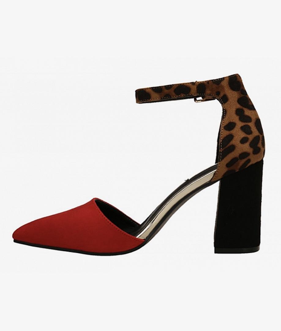 Zapato Frenesí - Amarillo
