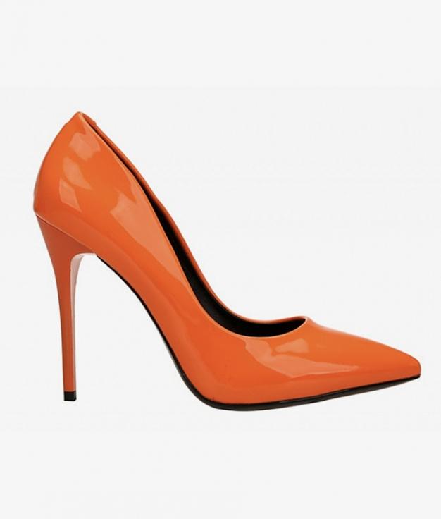 Zapato Frenesí - Naranja