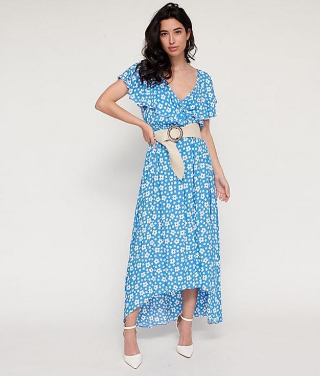 Vestido Sizune - Azul