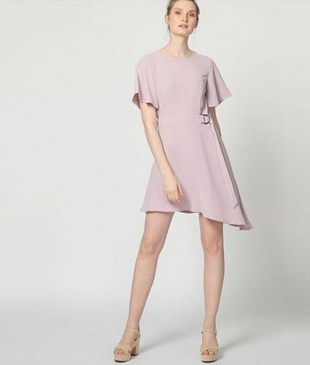 Vestido Yamato - Lilas