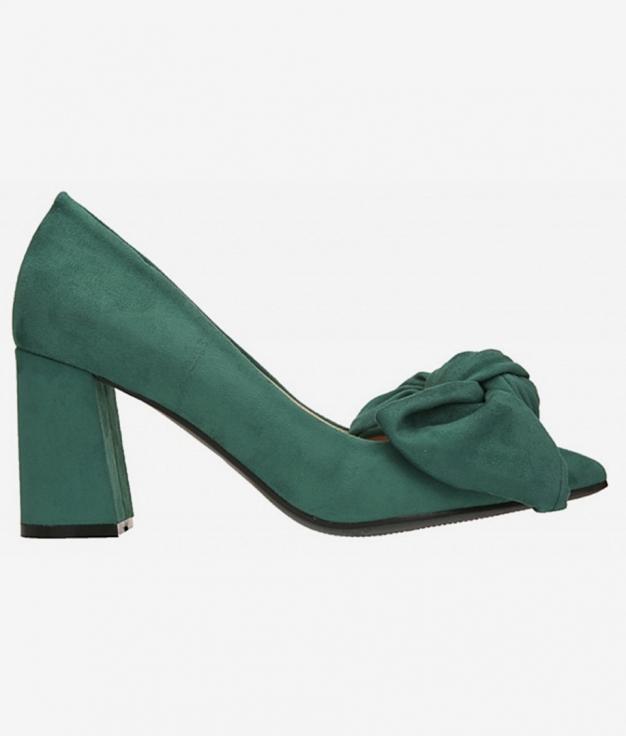 Zapato Lazo - Verde