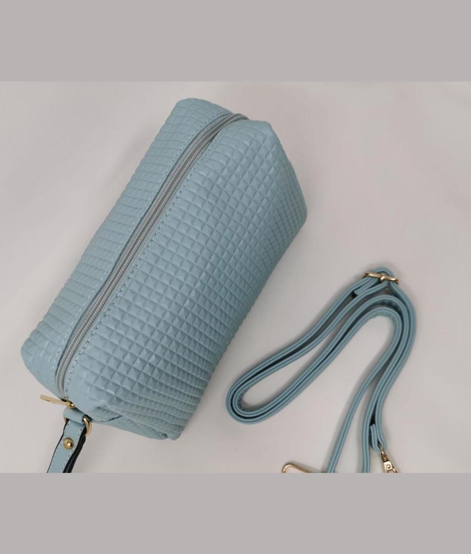 Bolso Rubik - Azul