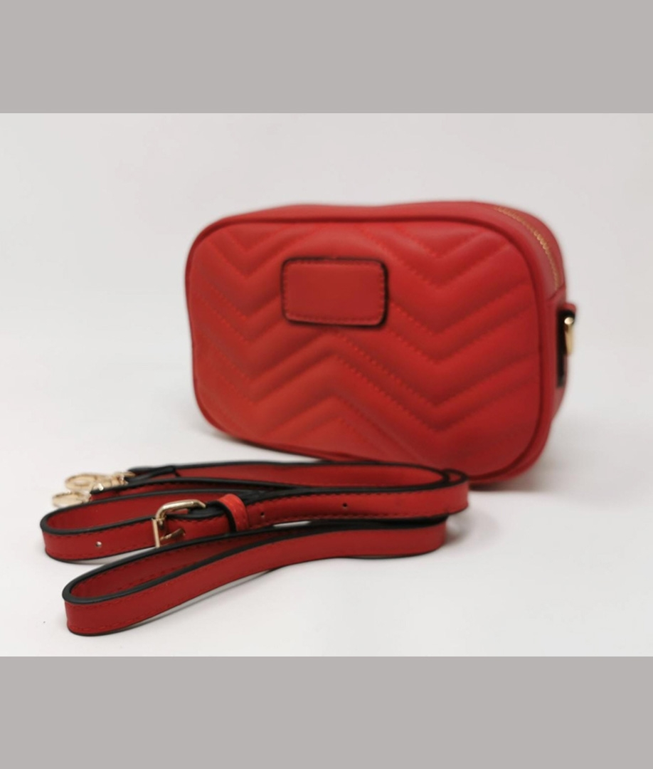 Bandolera Karmin - Vermelho