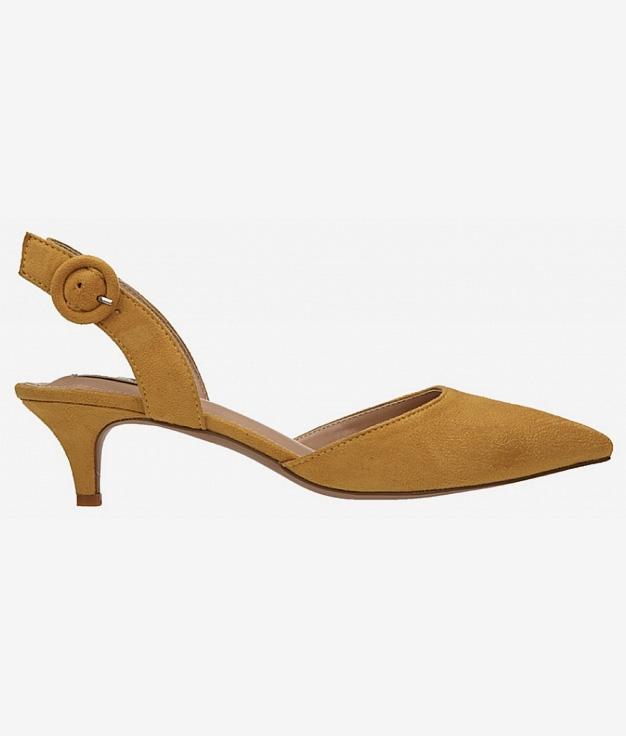 Zapato Málaga- Negro