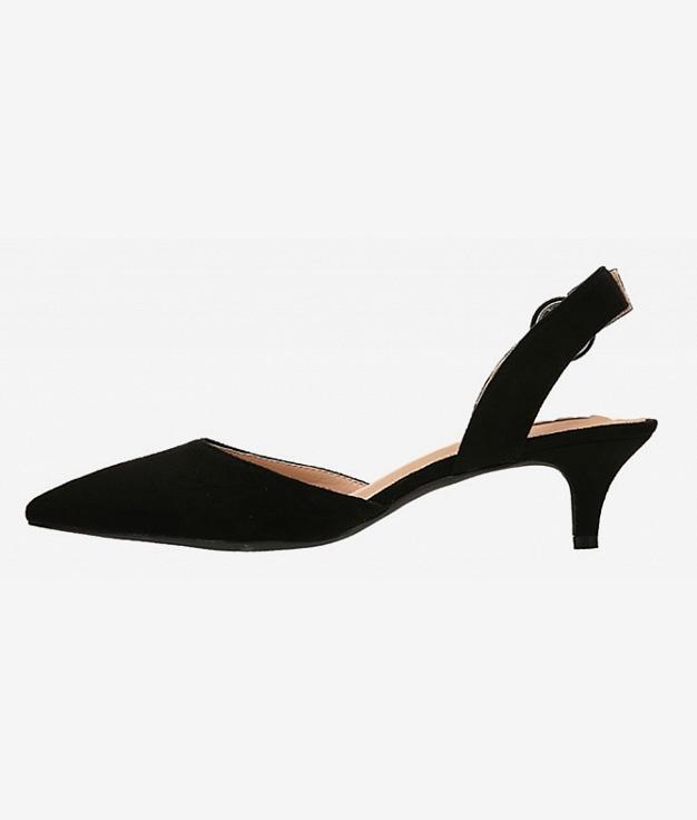 Zapato Lazo - Negro