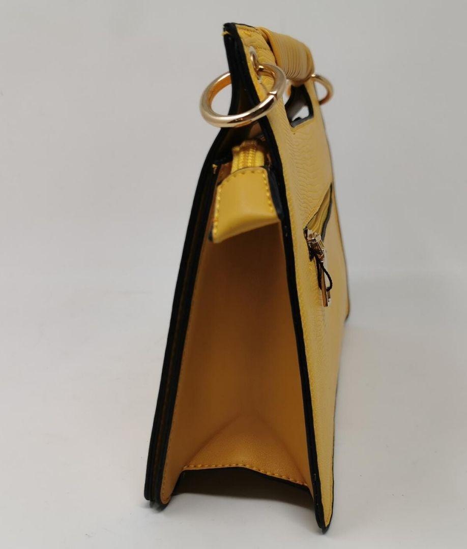 Bag Tipi - Mustard