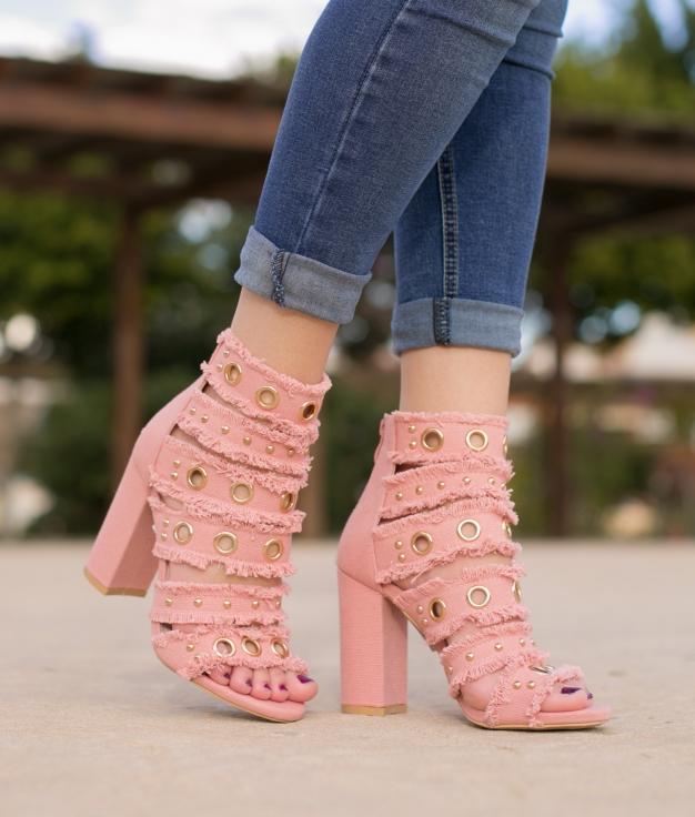 Sandal Calais - Pink