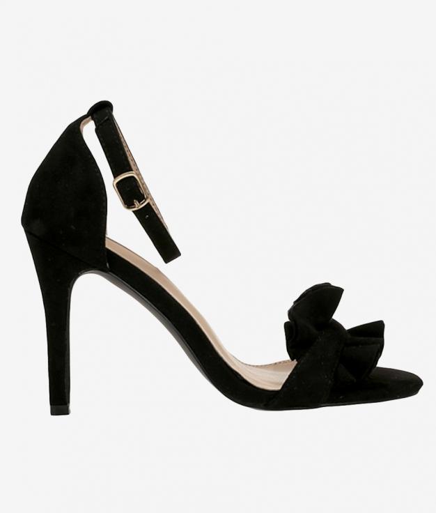 Sandalia de Tacón Triana - Negro