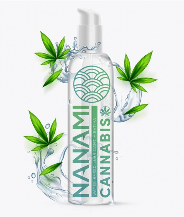 CANNABIS WATER BASED LUBRICANT
