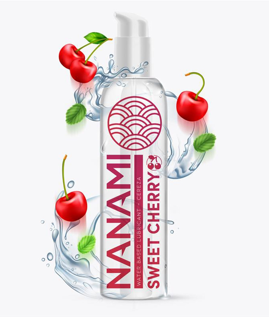 CHERRY WATER BASED LUBRICANT