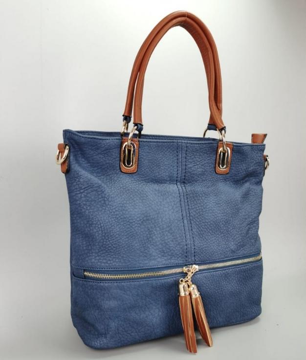 Bolsa Miranda - Azul Marinho