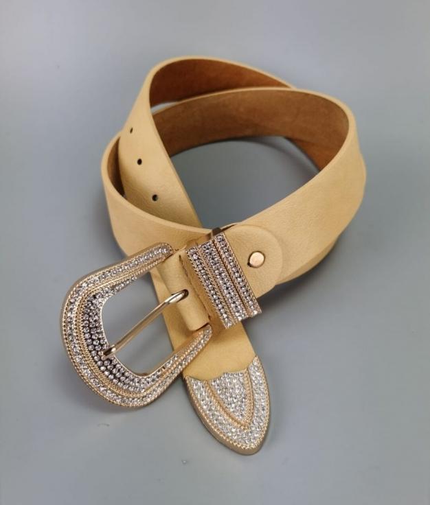 Belt Lea - Yellow