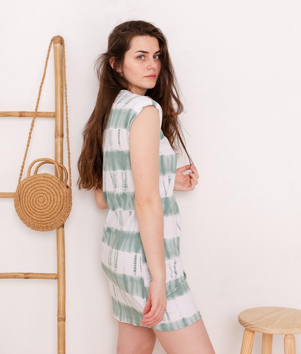 Vestido Aruba - verde