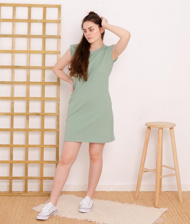 Dress Dimas - Green