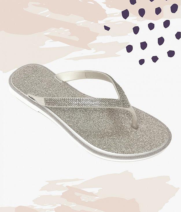 Sandal Ortiz - silver