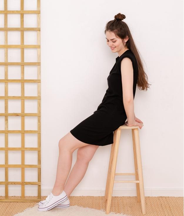 Dress Dimas - Black