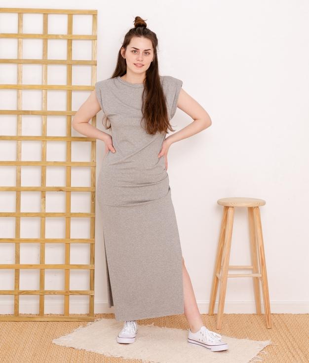 Dress Duna - Grey