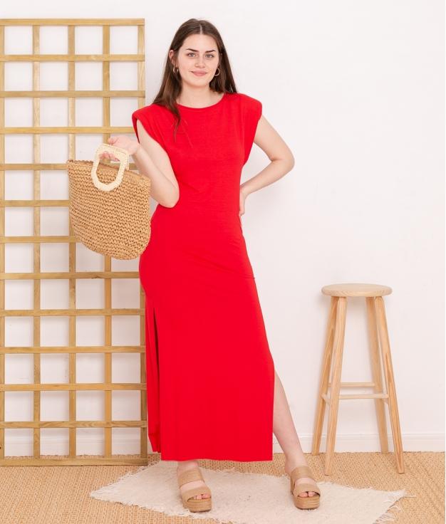 Dress Duna - Red