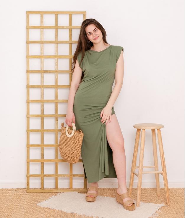 Dress Duna - Green