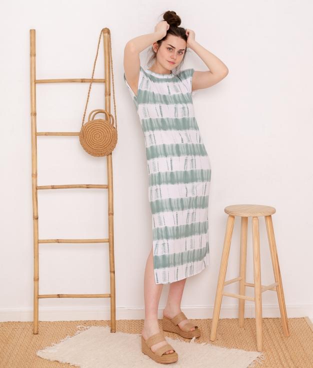 Dress Delia - Green