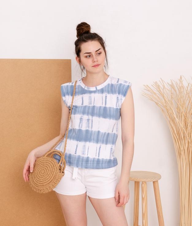 T-Shirt Dana - Blue