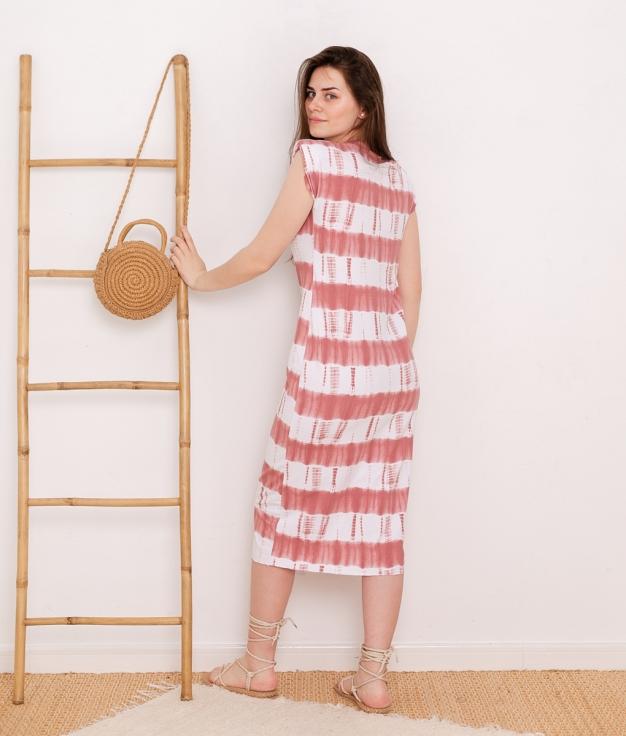 Dress Delia - Red