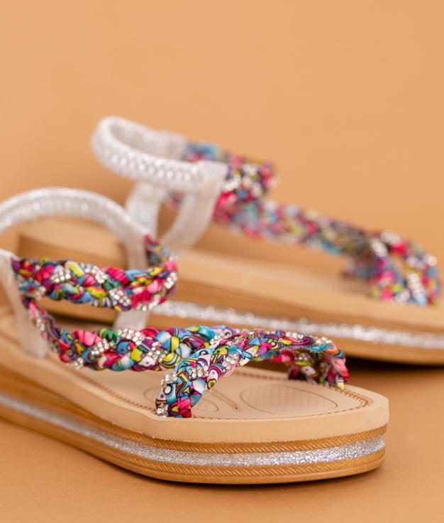 Sandal Paloma - Silver