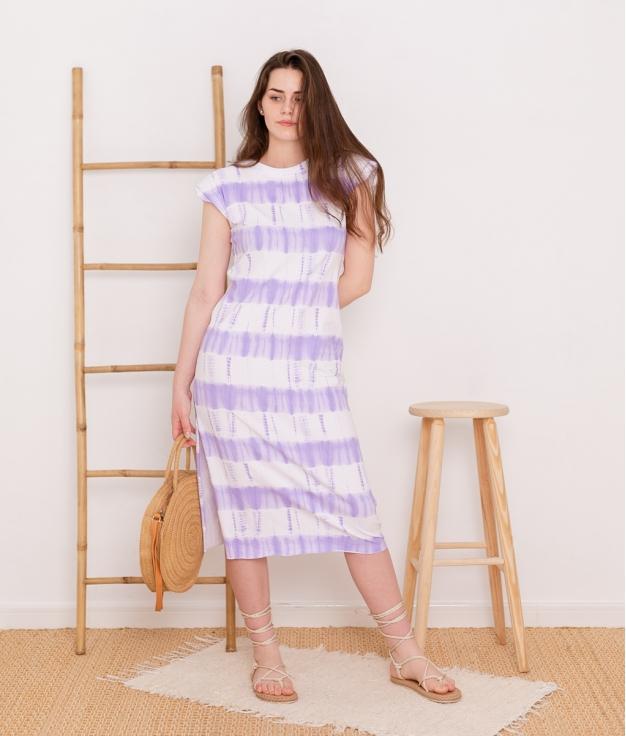 Dress Delia - Purple