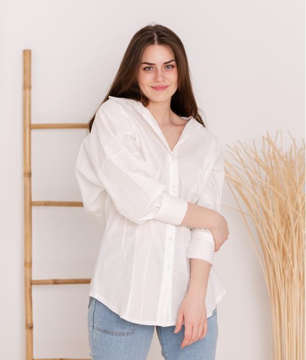 Camisa Onigumo - Blanco