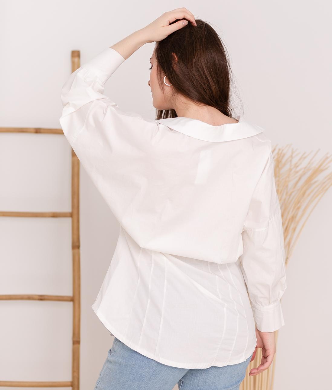 Blusa Onigumo - Branco