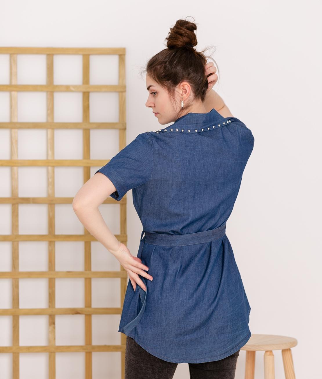 Shirt Kurama - Denim