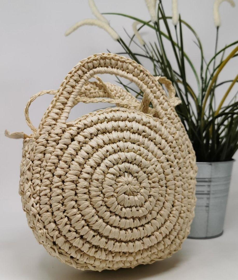 Bolsa Cora - Bege