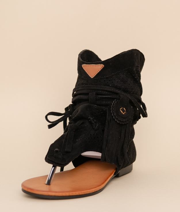Sandalia Fresh - Black