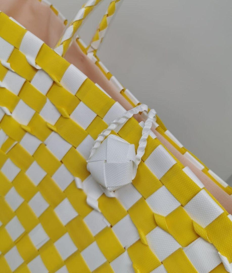 Bolsa Chess - Amarelo