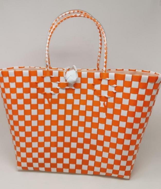 Bolso Chess - Naranja