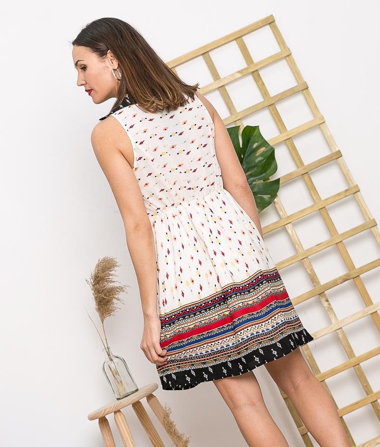 Vestido Seani - Blanco