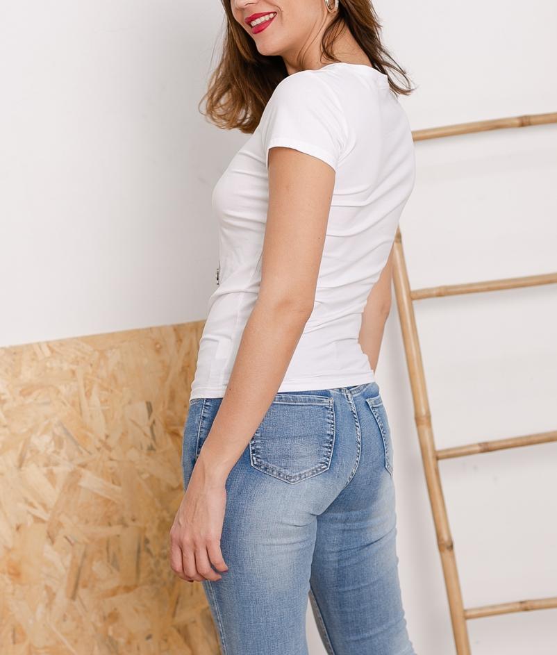 Camicia Silvers - Bianco