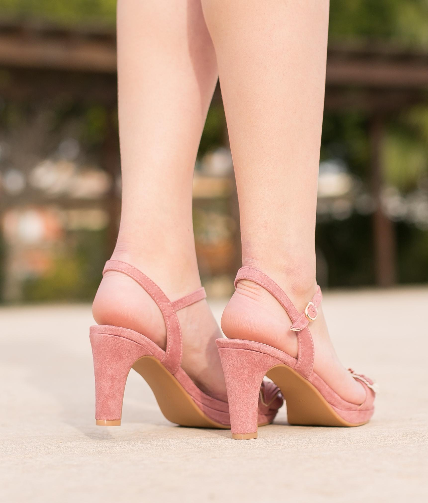 Sandalo Apluma - Rosso