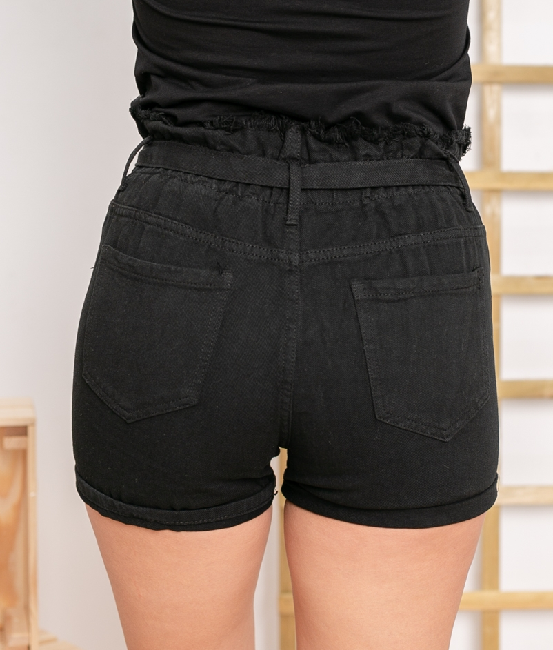 Short Bode - Black
