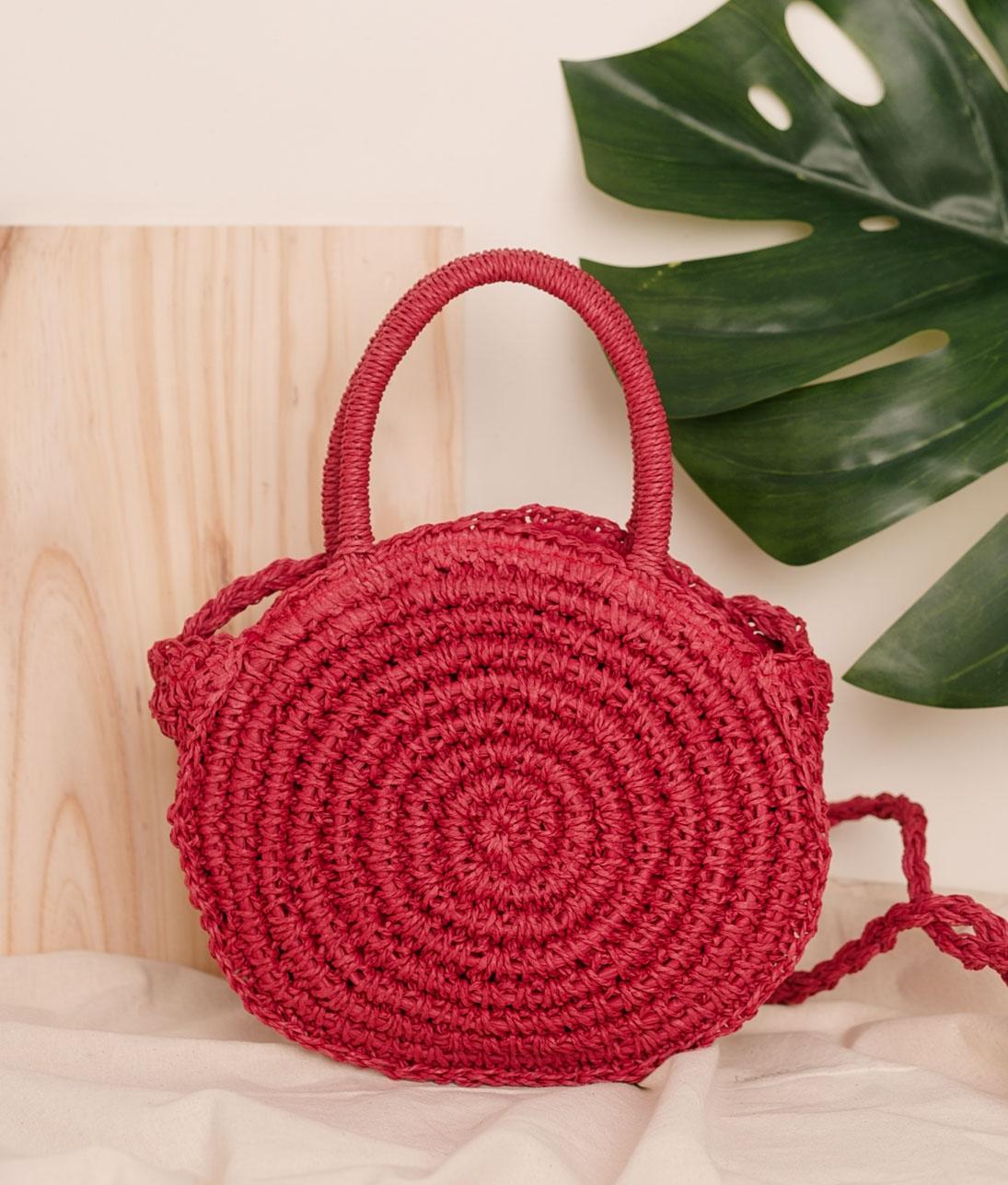 Bolso Melba - Rojo