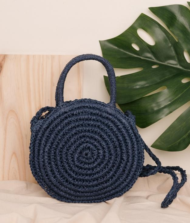 Bolsa Melba - Azul